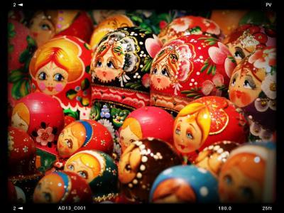 サクっとロシア☆バナナも凍る零下のモスクワへ★トランジット時間で楽しもう♪【家族と歩く真冬の英国-番外編 1】