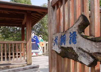 【鹿児島:霧島】 龍馬が訪れた「陰見滝」という「犬飼滝」に見惚れます。