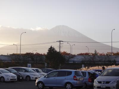 Discover Japan 御殿場でアウトレットと三井住友VISA太平洋マスター観戦 (1)アウトレットでお買い物