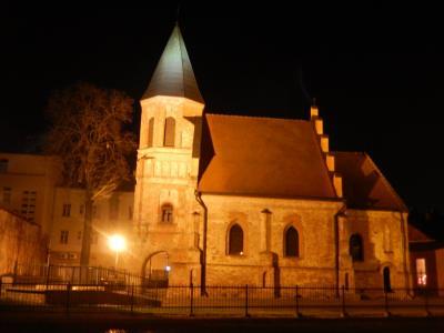 リトアニア 「行った所・見た所」 シャウレイの十字架の丘とカナウスのベストウエスタン宿泊