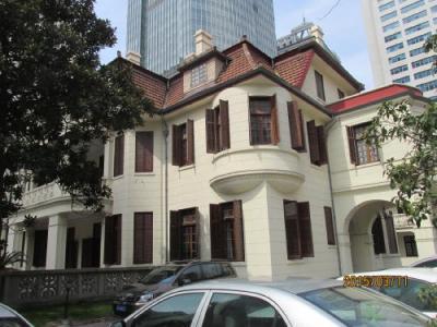 上海共同租界(西)の歴史建築統括編