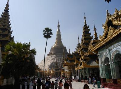ヤンゴン(2015ミャンマー旅行④)