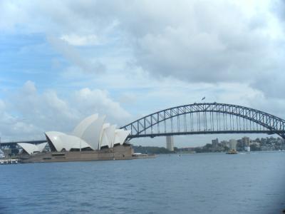 【初めての海外一人旅】真冬の日本を飛び出して、真夏のシドニーへ!後編