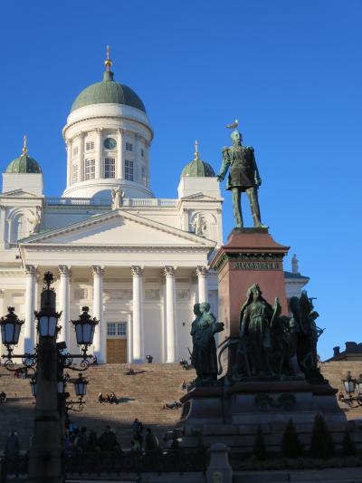 ヘルシンキ1日滞在:トランジットでどれだけ遊べるか!?