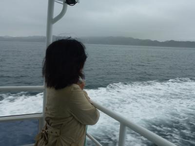 うずしおを水中から見るとどうなっているの?水中観潮船アクアエディーに乗ってみた\(^o^)/    ~鳴門・徳島市に行ってきました~