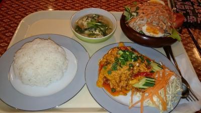 タイ料理のお店です。 ルンルアンです