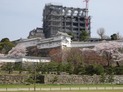 姫路城  (平成の修理)