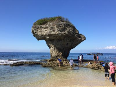 2015年4月 台湾高雄の旅③ 「小琉球」まで花瓶岩を見に行きました!