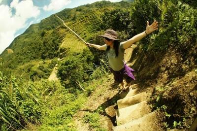 フィリピン ルソン島の山奥で、奇跡の棚田に出会う旅