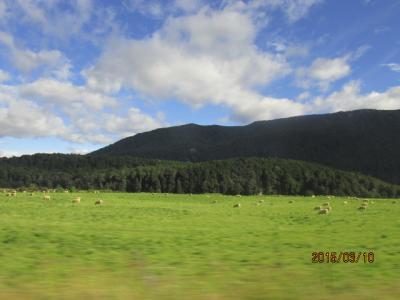 「ニュージーランド『感動』の1週間」(22)ミルフォード・サウンドへ出発。