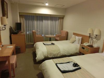 『鹿児島サンロイヤルホテル』に宿泊しました。