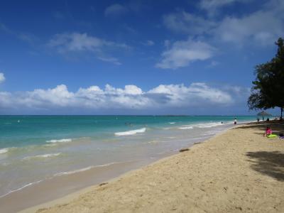 2015 in Hawaii 【Kailua】~Day 1~