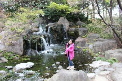 NACKさん、初・日本見聞遊食の旅 13 白鳥庭園で日本を感じる。