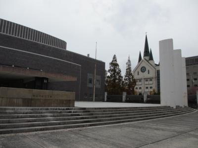 2014年 村野藤吾没後30年 宇部市の建造物を見るツアーに参加 渡辺翁記念会館など 後篇