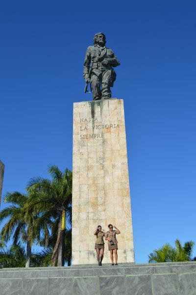 キューバ ブエナビスタ・ソシァルクラブを聴きながら10 サンタクララ