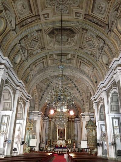 マニラの旧要塞市街 イントラムロス (1)  《フィリピン紀行(5)》