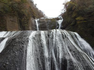 奥久慈の袋田の滝