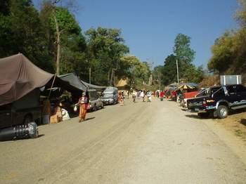 タイ北部ミヤンマー国境線を巡る旅・その2(2015.5.25写真5枚追加)