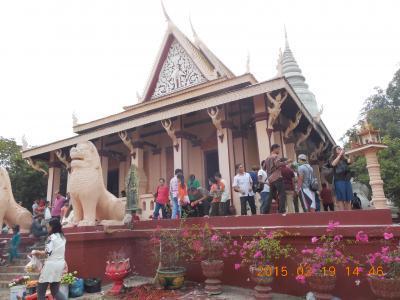 カンボジア,ベトナムの旅(世界遺産と一難去ってまた一難) その2
