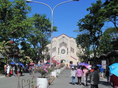 Manila -Holy week in Luzon-