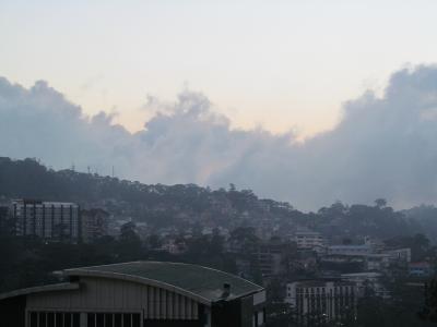 Baguio -Holy week in Luzon-