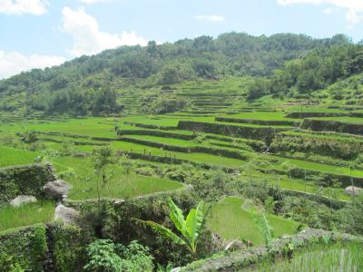 Banaue -Holy week in Luzon-