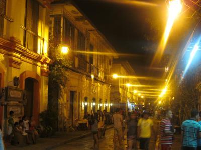 Vigan -Holy week in Luzon-