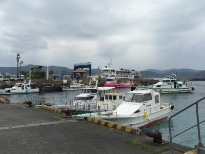加計呂麻島の旅