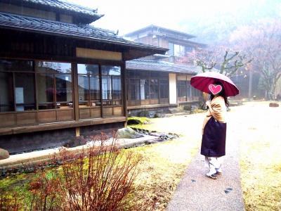 箱根良いお宿巡り+SPAの旅~岡田美術館からの箱根翠松園&帰り~