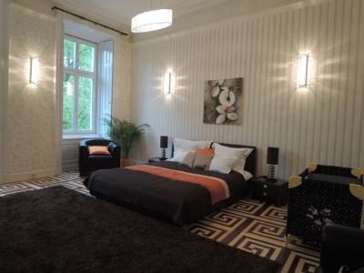キッチン付きアパートメントで暮らすように過ごすブダペスト