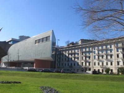 ルガーノの文化センター【スイス情報.com】