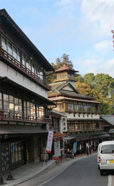 2012 レトロを探して 秋の成田山歩き