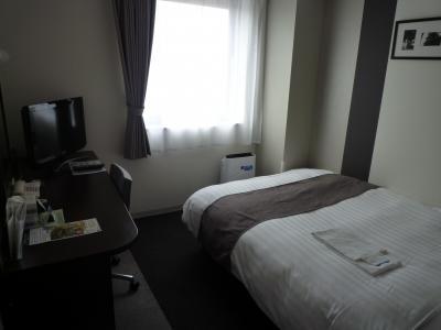 「コンフォートホテル秋田」 宿泊記