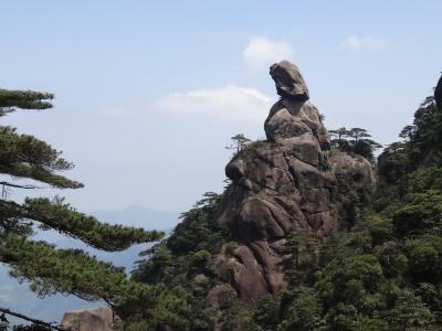 三清山 ハイキング