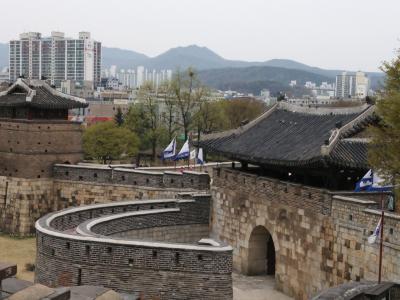 2015春のソウル④水原民族村~華城~ヨンポカルビ