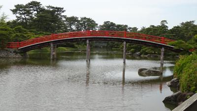淡路島・東四国庭園めぐり(36) 大名庭園 中津万象園の観賞 上巻