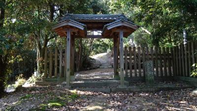 淡路島・東四国庭園めぐり(61) さぬき市 霊芝寺の参拝