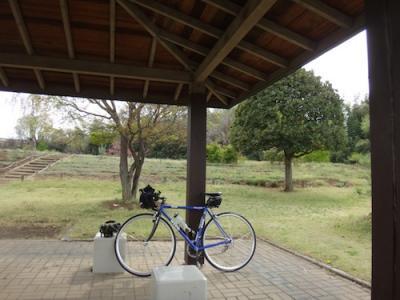 ソリちゃん春のサイクリングへ