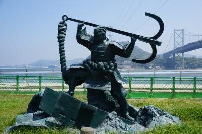 下関から防府まで「花燃ゆ」の旅(一日目)~源平の戦いから、明治維新を切り開いた勤王志士の活躍まで。関門海峡を望む港町はちょっと贅沢過ぎる歴史の宝庫です~