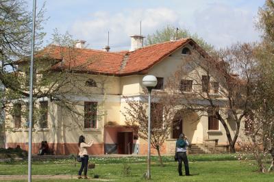 春らんまん ブルガリア 5日目①《カザンラク》