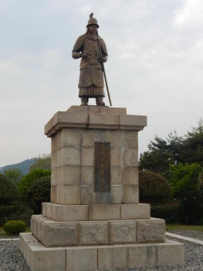 韓国 「行った所・見た所」 統営・南望山彫刻公園散策