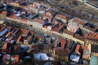 中世の香り残るトレンチーン城(ハンガリー&スロヴァキア旅行4)