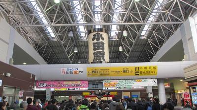 JR東日本「休日おでかけパス」で右往左往(2/2)