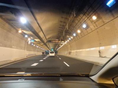 2015年3月、伊豆旅行(首都高C2道路)