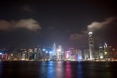LCCで行く香港・マカオ1