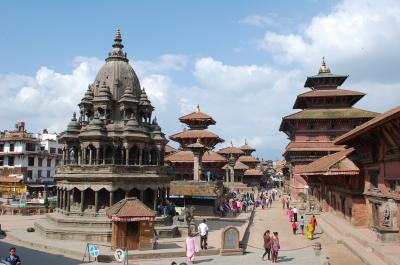 【震災前】中年男のネパールひとり旅 その6 世界遺産「古都パタン」