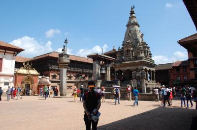 【震災前】中年男のネパールひとり旅 その7 世界遺産「バクタプル」
