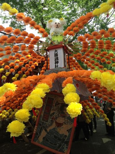 くらやみ祭2015 イン 大國魂神社