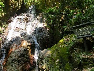 奥武蔵ハイキング・五常の滝・北向地蔵・物見山