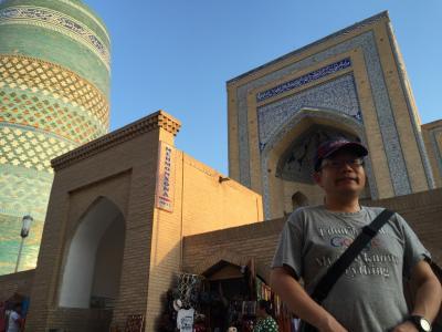 念願のウズベキスタン